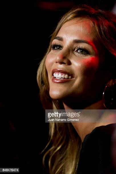 Model Rosana Zanetti is seen at the Juana Martin Show during MercedesBenz Fashion Week Madrid Spring/Summer 2018 at IFEMAa on September 15 2017 in...