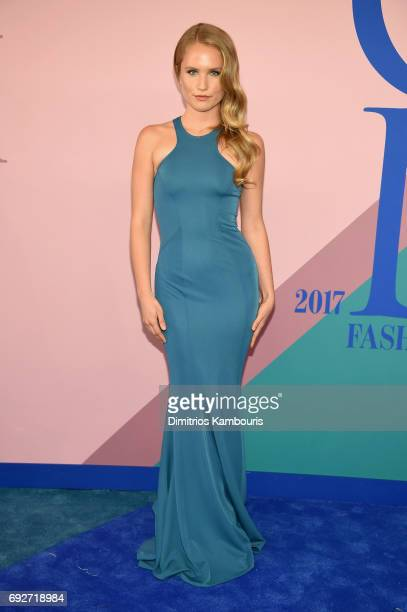 Model Sailor Brinkley Cook attends the 2017 CFDA Fashion Awards at Hammerstein Ballroom on June 5 2017 in New York City