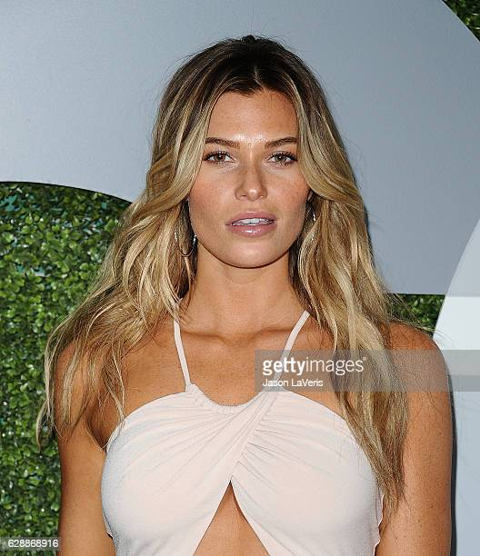 Model Samantha Hoopes attends the GQ Men of the Year party at Chateau Marmont on December 8 2016 in Los Angeles California