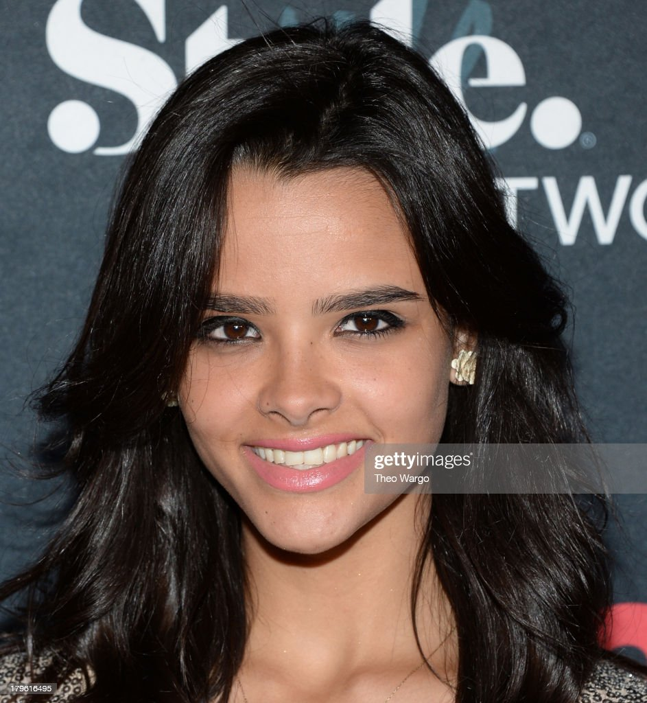 Model Samara Martins attends the VEVO and Styled To Rock Celebration Hosted by Actress, Model and Styled to Rock Mentor Erin Wasson with Performances by Bridget Kelly & Cazzette on September 5, 2013 in New York City.