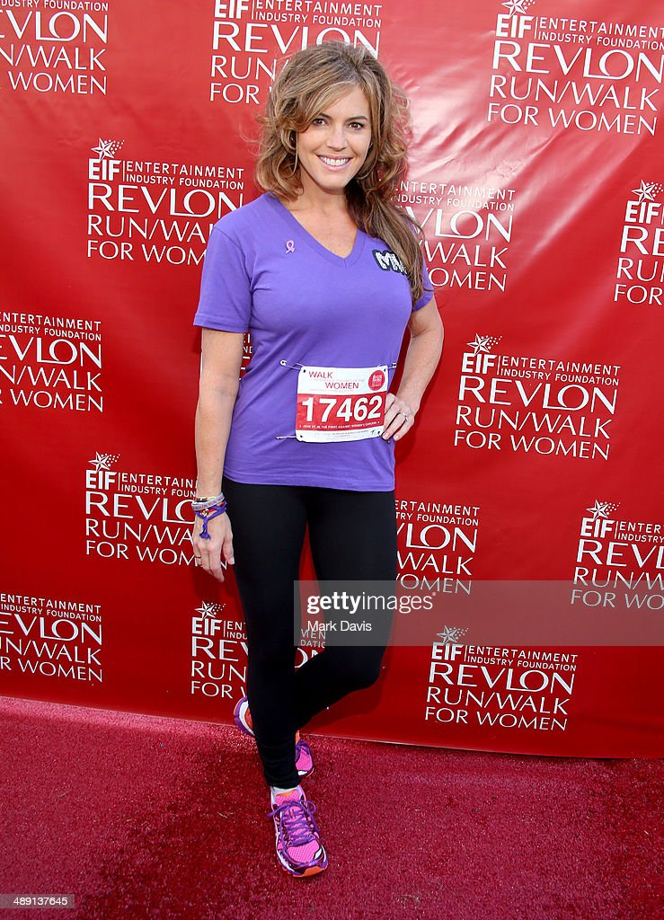 Model <a gi-track='captionPersonalityLinkClicked' href=/galleries/search?phrase=Sandra+Taylor&family=editorial&specificpeople=643816 ng-click='$event.stopPropagation()'>Sandra Taylor</a> attends the 21st Annual EIF Revlon Run Walk For Women at Los Angeles Memorial Coliseum on May 10, 2014 in Los Angeles, California.