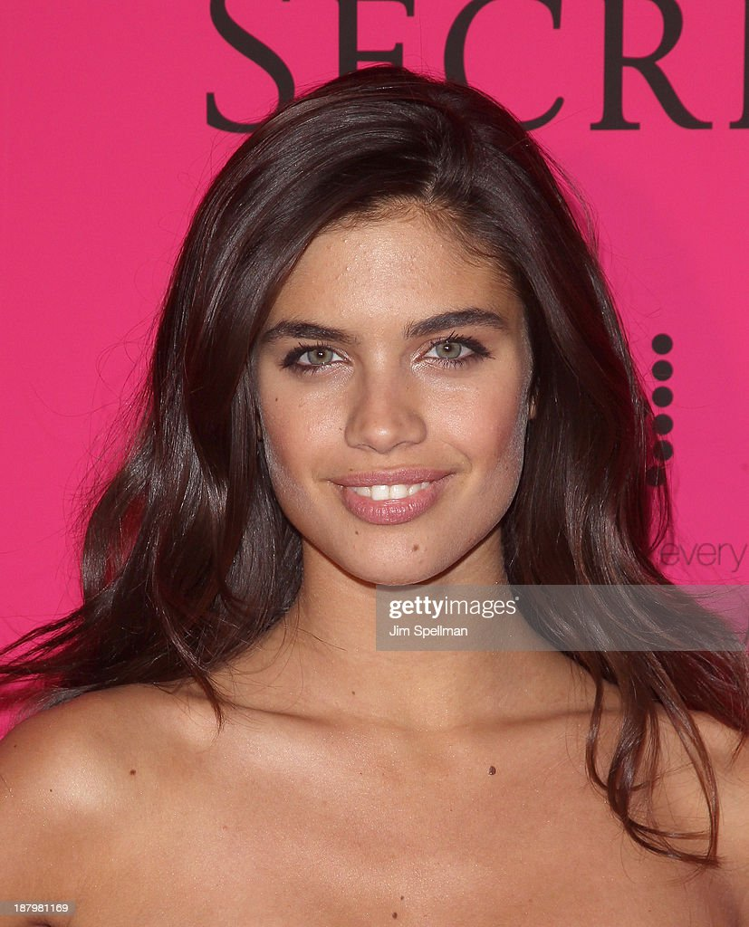 Model Sara Sampaio attends the after party for the 2013 Victoria's Secret Fashion Show at TAO Downtown on November 13, 2013 in New York City.