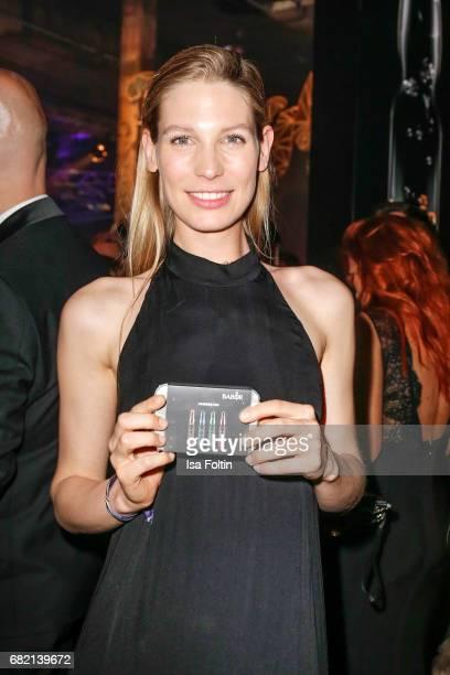 Model Sarah Brandner attends the Duftstars at Kraftwerk Mitte on May 11 2017 in Berlin Germany