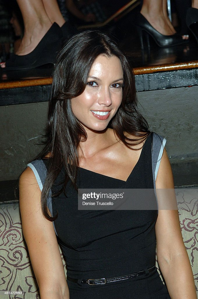 Sarah Larson Hosts A Night At Tao Nightclub | Getty Images