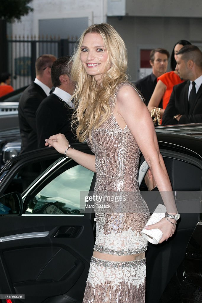 Day 9 - Celebrity Sightings - The 68th Annual Cannes Film Festival