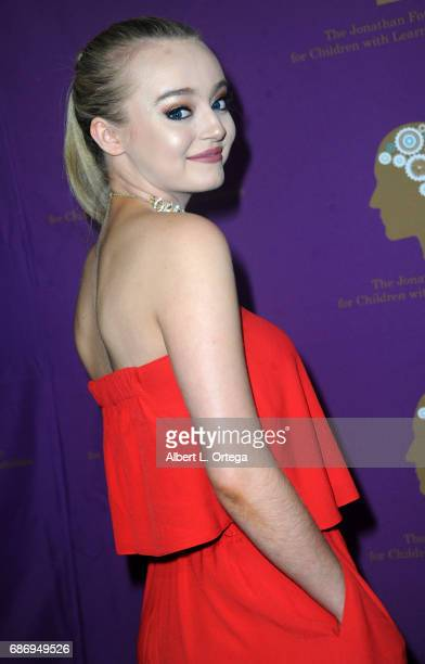 Model Savannah Kennick arrives for The Jonathan Foundation Presents The 2017 Spring Fundraising Event To Benefit Children With Learning Disabilities...