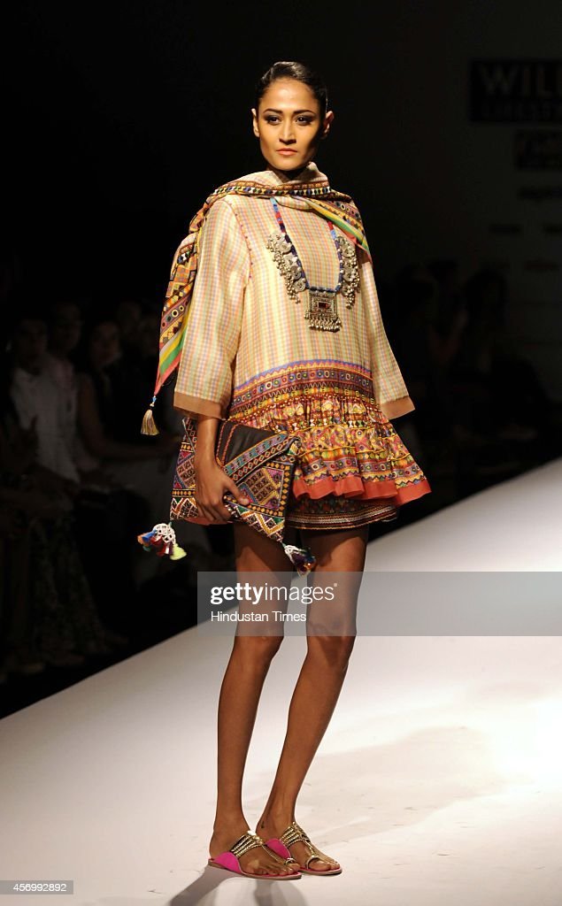 Wills Lifestyle India Fashion Week Getty Images