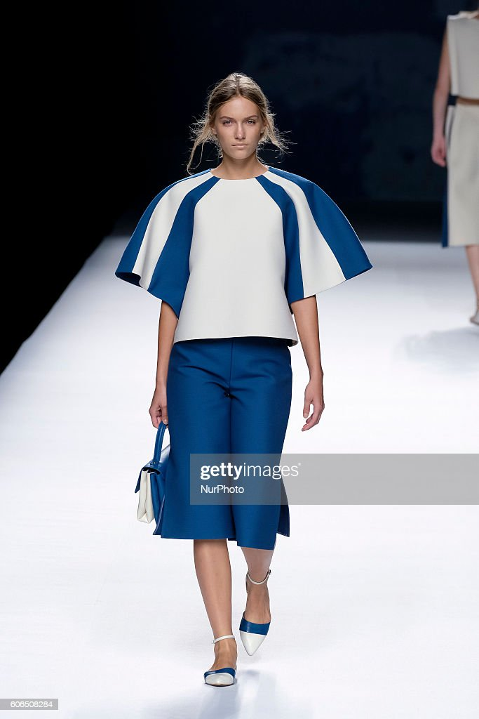 model-showcases-designs-by-devota-amp-lomba-on-the-runway-at-the-picture-id606508284
