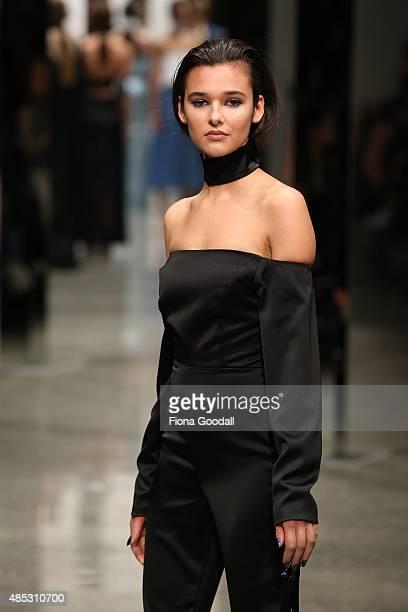 Sean Kelly New Zealand Fashion Week