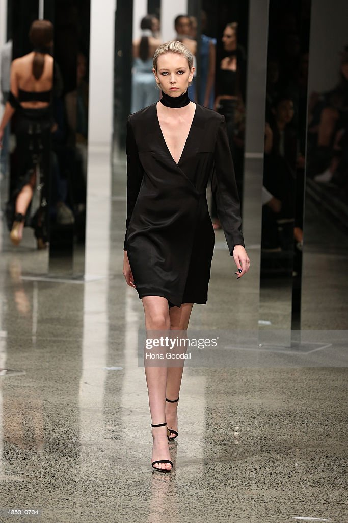Sean Kelly New Zealand Fashion Week