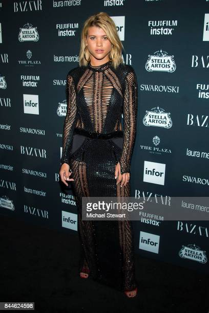 Model Sofia Richie attends 2017 Harper's Bazaar Icons at The Plaza Hotel on September 8 2017 in New York City
