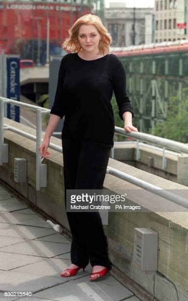 Model Sophie Dahl during a photocall in London where she announced that she is to be the voice of Juliet in BBC Radio 3's broadcast of Romeo and...