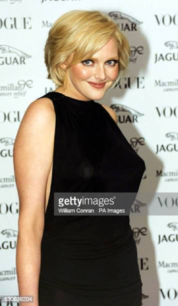 Model Sophie Dahl during the 'Its Fashion' charity gala dinner at Waddesdon Manor in Buckinghamshire The dinner in aid of the Macmillan Cancer Relief...