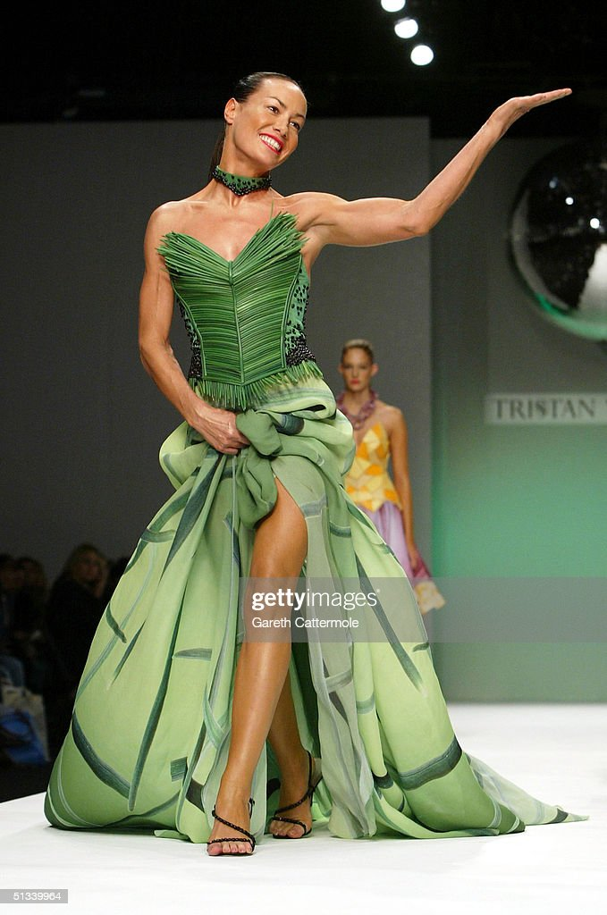 London Fashion Week - Spring/Summer 2005 - Tristan Webber