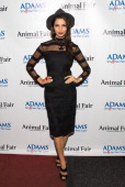 Model Teresa Moore attends the 12th Annual Animalfaircom Paws For Style Fashion Show at Pacha on May 13 2014 in New York City
