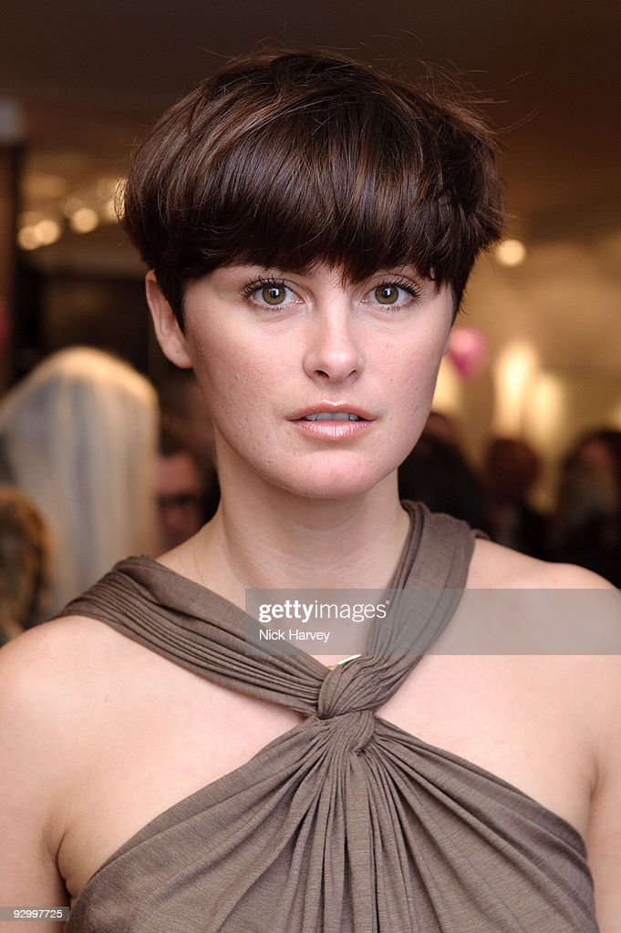 Model <a gi-track='captionPersonalityLinkClicked' href=/galleries/search?phrase=Trish+Goff&family=editorial&specificpeople=2814404 ng-click='$event.stopPropagation()'>Trish Goff</a> attends the Lanvin Party to celebrate the release of Mika's EP 'Songs Of Sorrow' on November 11, 2009 in London, England.