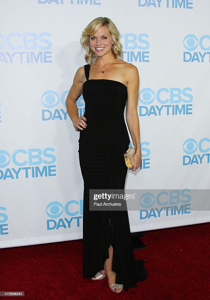 Model / TV Personality <a gi-track='captionPersonalityLinkClicked' href=/galleries/search?phrase=Tiffany+Coyne&family=editorial&specificpeople=5580817 ng-click='$event.stopPropagation()'>Tiffany Coyne</a> attends the CBS Daytime Emmy after party at The Hollywood Athletic Club on April 26, 2015 in Hollywood, California.