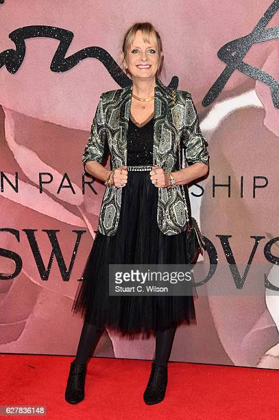 Model Twiggy attends The Fashion Awards 2016 on December 5 2016 in London United Kingdom