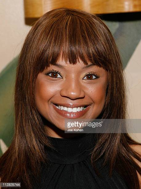 Model Tyra Colar attends the 'Celia The Queen' documentary film after party at Indochine Restaurant during the 2008 Tribeca Film Festival on April 26...