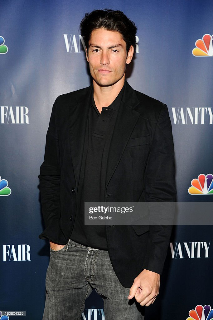 Model Tyson Ballou attends NBC's 2013 Fall Launch Party Hosted By Vanity Fair at The Standard Hotel on September 16, 2013 in New York City.