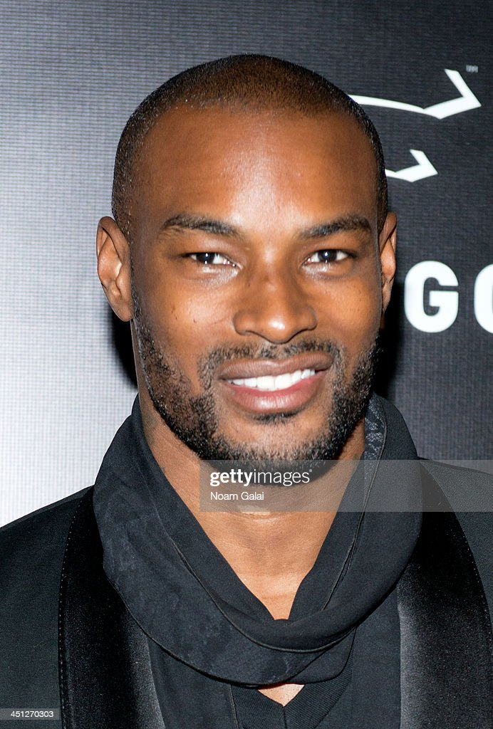 Model <a gi-track='captionPersonalityLinkClicked' href=/galleries/search?phrase=Tyson+Beckford&family=editorial&specificpeople=210873 ng-click='$event.stopPropagation()'>Tyson Beckford</a> attends the launch party of the Frigo Pop-Up Store on November 21, 2013 in New York City.