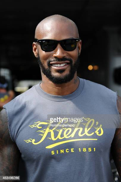 Tyson Beckford Photos et images de collection