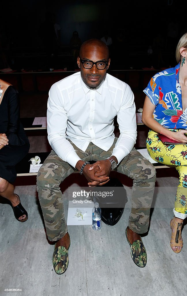 Tome front row mercedes benz fashion week spring 2015 for Mercedes benz of tyson