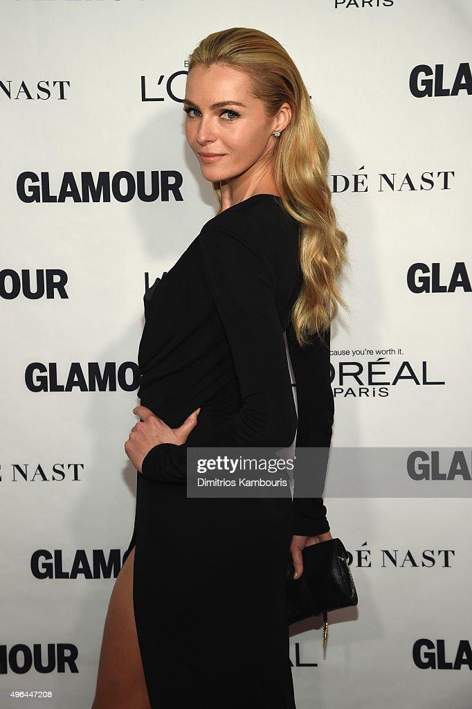 Model Valentina Zelyaeva attends 2015 Glamour Women Of The Year Awards at Carnegie Hall on November 9 2015 in New York City