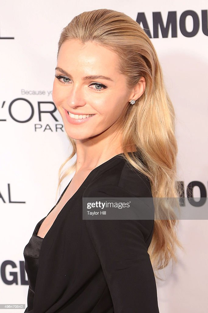 Model Valentina Zelyaeva attends Glamour's 25th Anniversary Women Of The Year Awards at Carnegie Hall on November 9 2015 in New York City