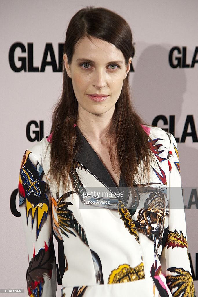 Model <a gi-track='captionPersonalityLinkClicked' href=/galleries/search?phrase=Vanessa+Traina&family=editorial&specificpeople=649894 ng-click='$event.stopPropagation()'>Vanessa Traina</a> attends 'Glamour' beauty awards 2012 at Pacha Club on March 14, 2012 in Madrid, Spain.