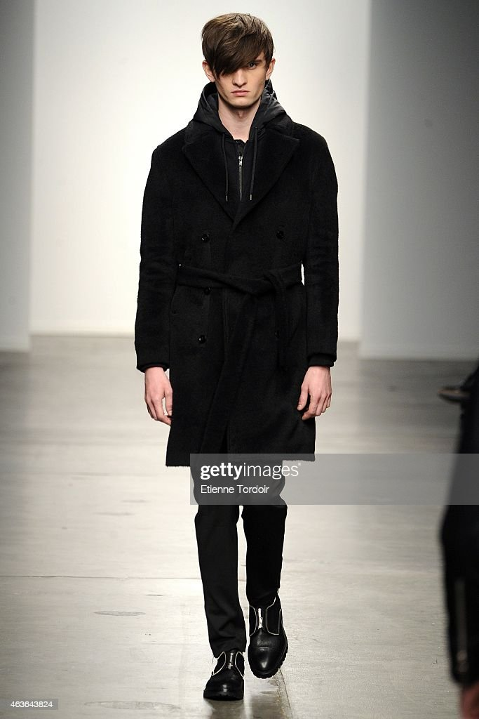 Ovadia sons runway mercedes benz fashion week fall for Mercedes benz of brooklyn new york
