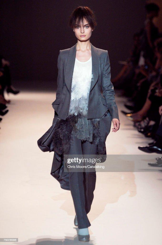 Paris Haute Couture A/W 2007-8 Givenchy
