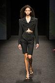 Budapest Select - Runway - Milan Fashion Week - Spring...