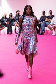 ABRA - Catwalk - Mercedes Benz Fashion Week Madrid -...