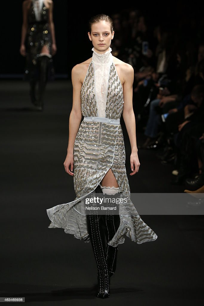 mercedes benz fashion week 2015 new york