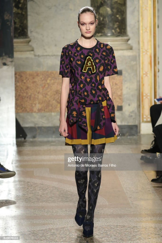 model-walks-the-runway-at-the-angelo-marani-show-during-milan-fashion-picture-id643676444