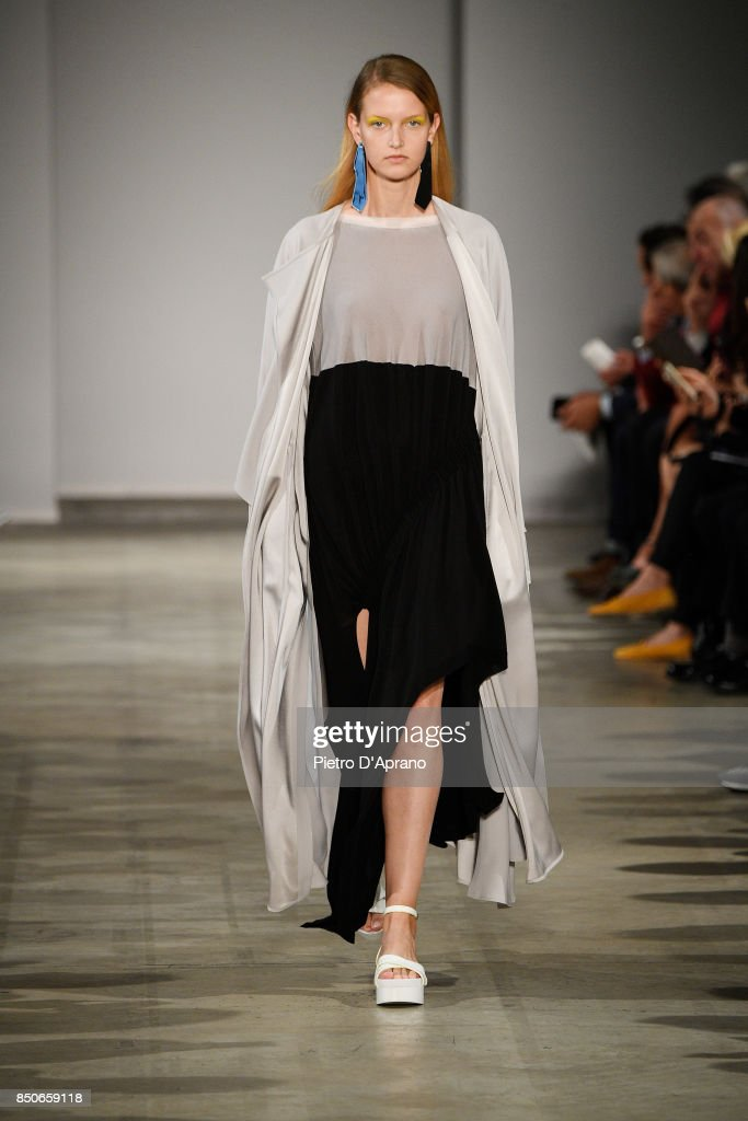 model-walks-the-runway-at-the-anteprima-show-during-milan-fashion-picture-id850659118