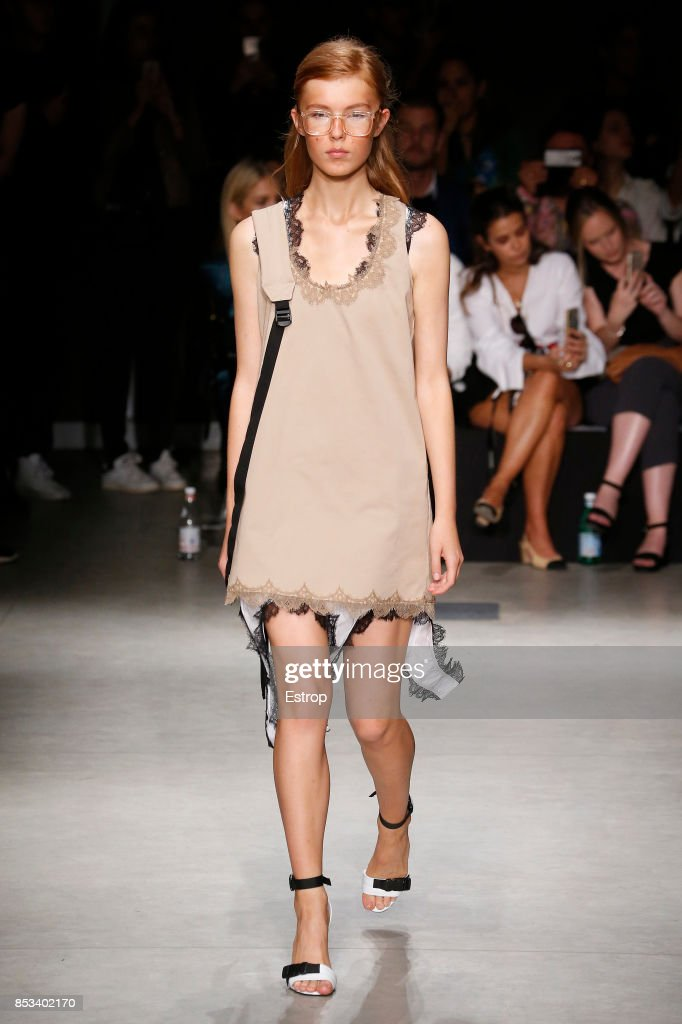 model-walks-the-runway-at-the-au-jour-le-jour-show-during-milan-week-picture-id853402170