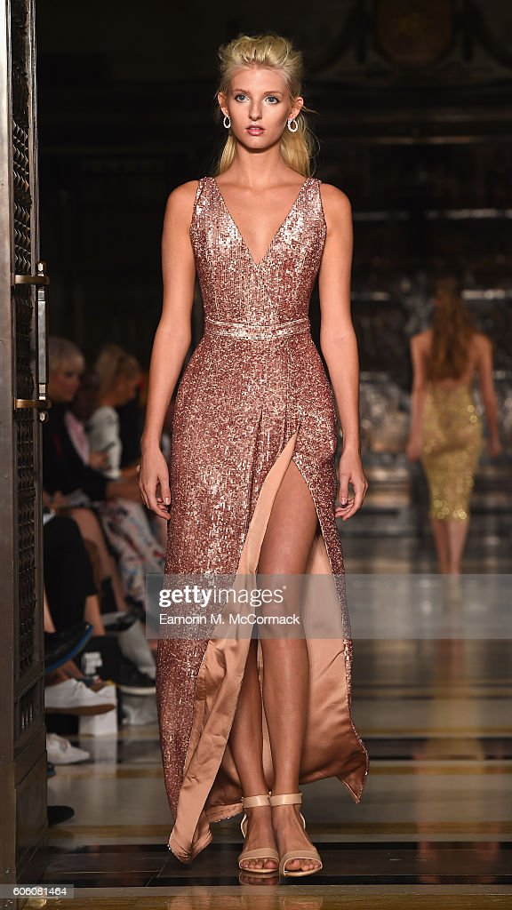 model-walks-the-runway-at-the-barrus-show-at-fashion-scout-during-picture-id606081464