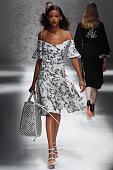 Blumarine - Runway - Milan Fashion Week Spring/Summer...