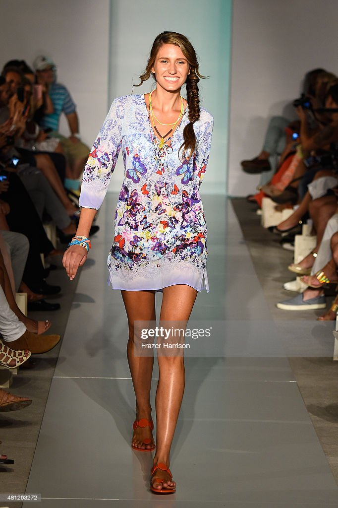 Blush By Gottex Cruise 2016 Runway Show at SWIMMIAMI Photos and ...