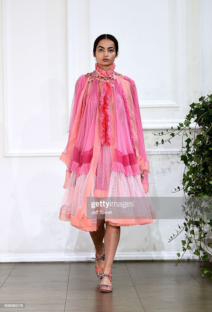 model-walks-the-runway-at-the-bora-aksu-show-during-london-fashion-picture-id606080278