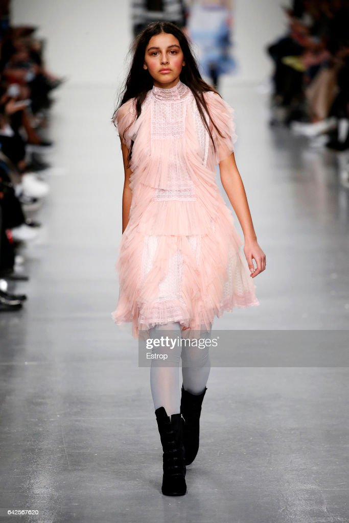 model-walks-the-runway-at-the-bora-aksu-show-during-the-london-week-picture-id642567620