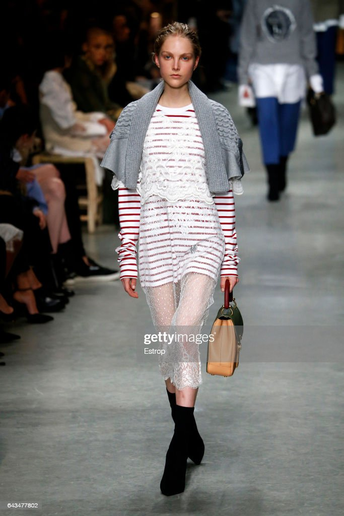 model-walks-the-runway-at-the-burberry-designed-by-christopher-bailey-picture-id643477802