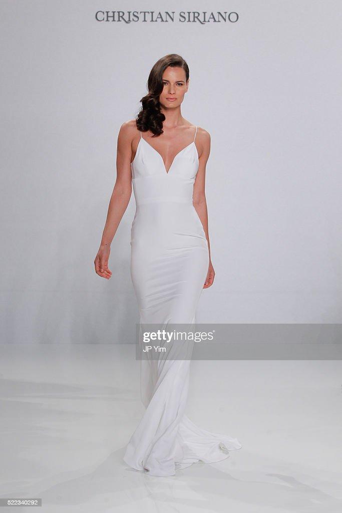 runway spring bridal york christian siriano