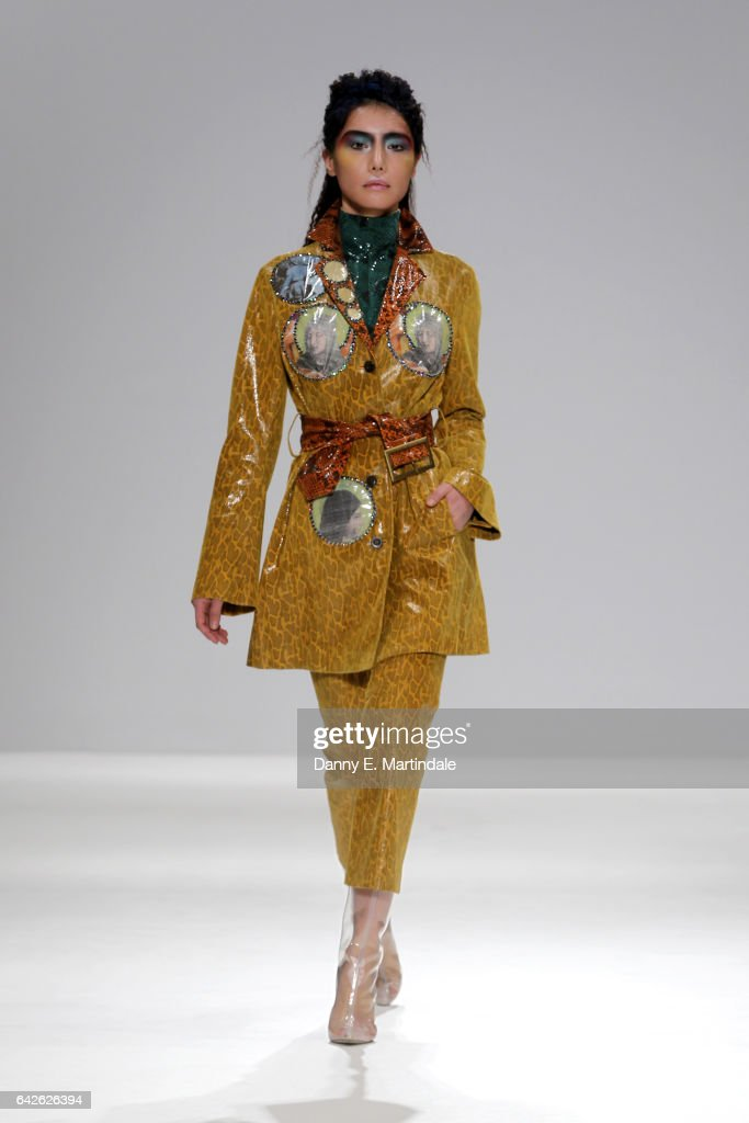 model-walks-the-runway-at-the-dan-la-vie-show-at-fashion-scout-during-picture-id642626394