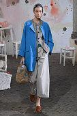 Daniela Gregis - Runway - Milan Fashion Week...