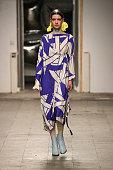 Dawid Tomaszewski Defile - Berlin Fashion Week...