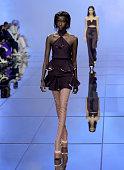 Del Core - Runway - Milan Fashion Week - Spring /...