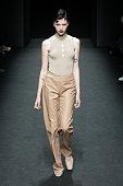 Drome - Runway - Milan Fashion Week - Spring / Summer...